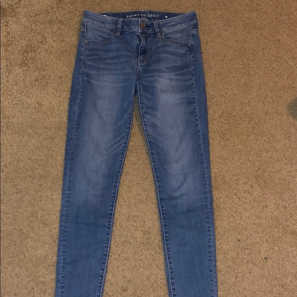 American Eagle Outfitters Denim - American Eagle Next Level Stretch Jegging